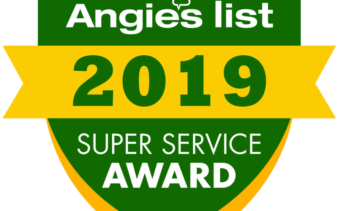 B&B Pest Control Earns 2019 Angie's List Super Service Award